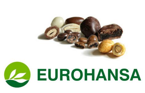 Pełne smaku i energii przekąski Eurohansa
