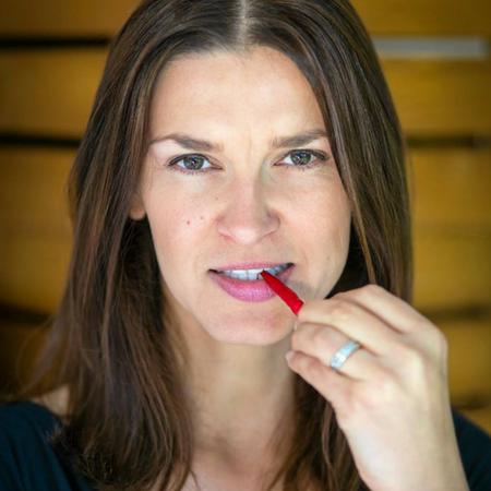 """Julita Bator, autorka książki """"Zamień chemię na jedzenie"""""""