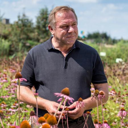 Mirosław Angielczyk, właściciel firmy Dary Natury