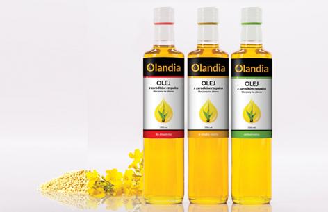 Olandia – innowacyjne i zdrowe oleje